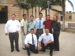 Scalabrini House of Discernment Seminarians